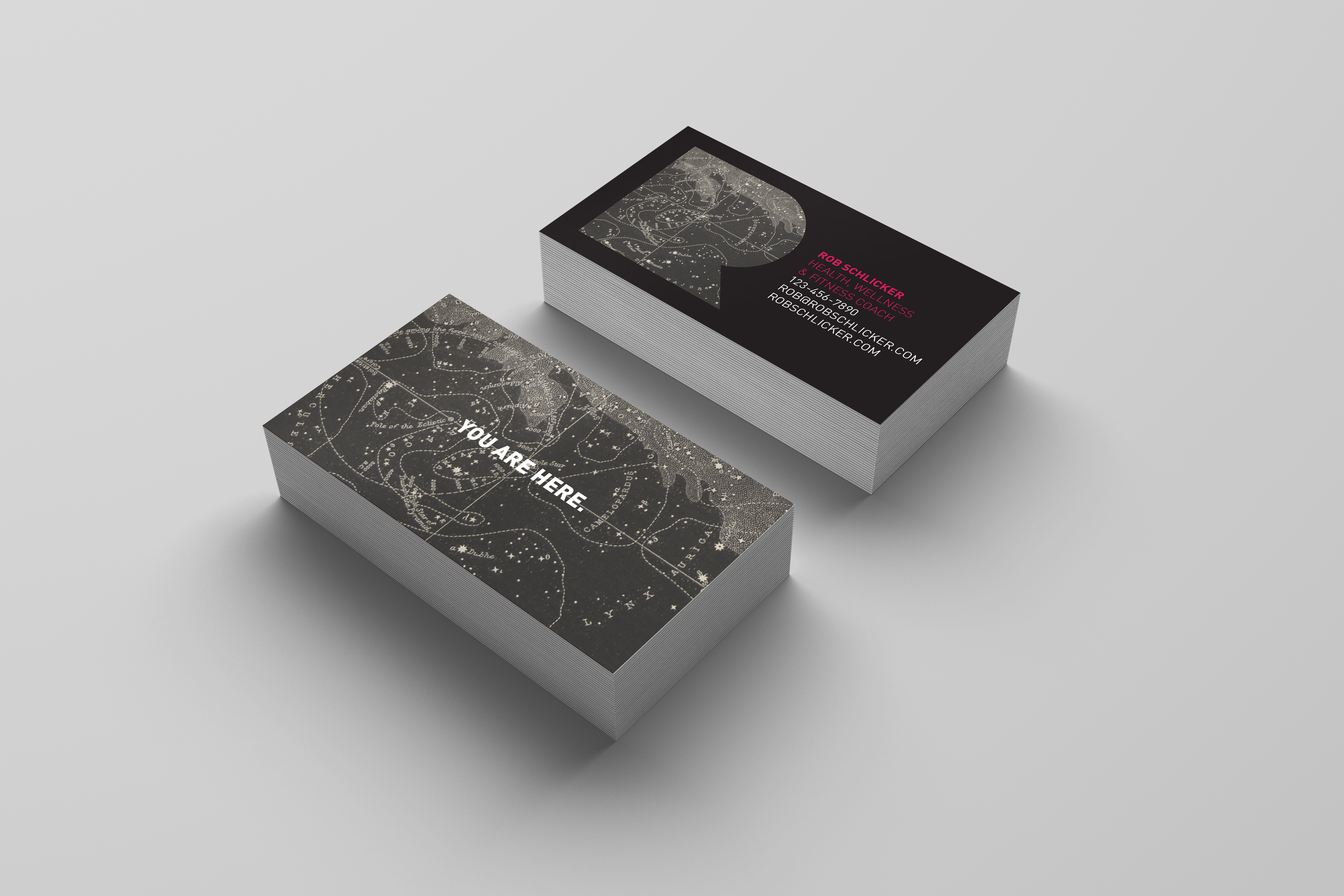 rs business cards